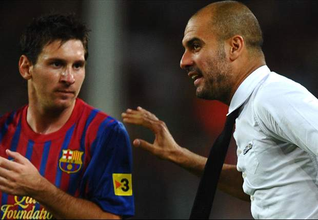 Barcelona's Pep Guardiola: Lionel Messi called me to say he wanted to play