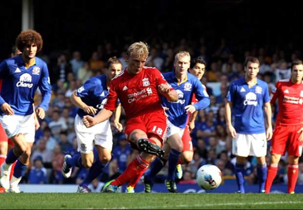 Liverpool wint alsnog na misser van Kuyt