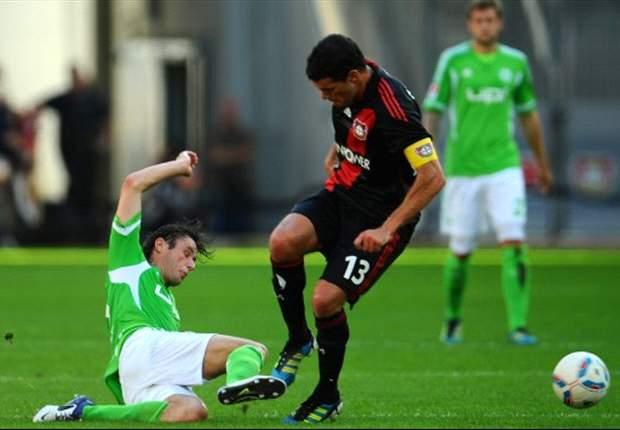 Bayer gewinnt gegen Wolfsburg - Derdiyok mit Wahnsinns-Treffer