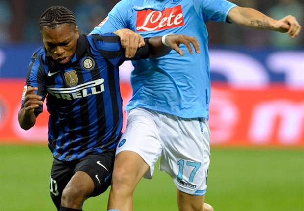 Inter 0-3 Napoli: Claudio Ranieri crashes to first home defeat in crucial Scudetto fight
