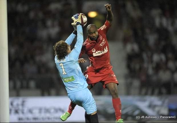 Ligue 1 - Ajaccio s'impose face à Sochaux