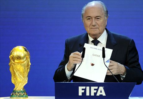 Blatter's highs and lows as Fifa president