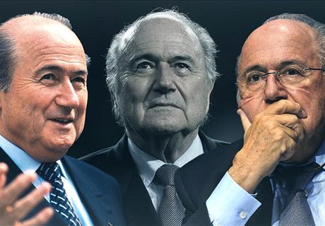 Blatter is the great survivor no more