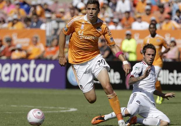 Houston Dynamo 1-1 Chicago Fire: Playoff chasers trade first-half goals