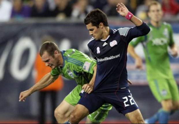 New England Revolution 1-2 Seattle Sounders FC: Fredy Montero brace eliminates Revs from playoffs