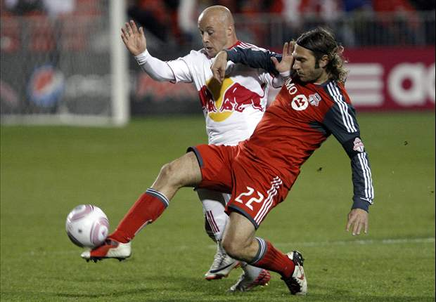 Toronto FC 1-1 New York Red Bulls: TFC eliminated from postseason contention by late Thierry Henry equalizer