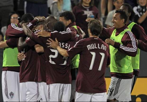 Colorado Rapids 1-0 FC Dallas: Drew Moor scores winner for Colorado