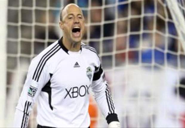 Seattle Sounders FC's Kasey Keller wins MLS Goalkeeper of the Year award