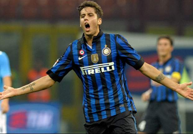Ricky Alvarez delighted with first Inter goal in Champions League draw against Trabzonspor