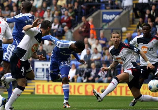 FC Chelsea zerlegt die Bolton Wanderers dank Daniel Sturridge und Frank Lampard