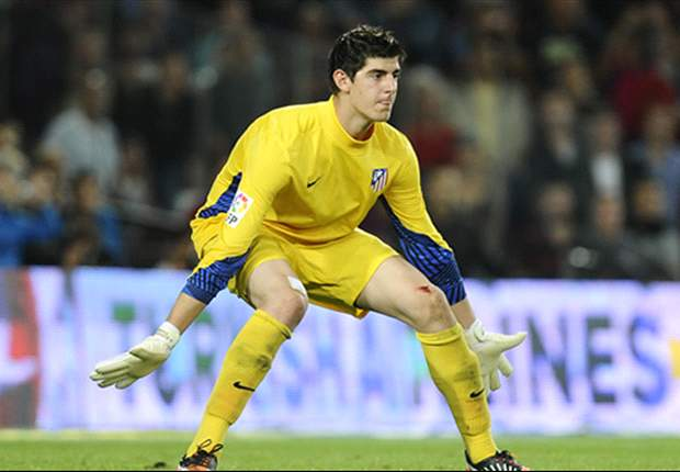 Thibaut Courtois: I want to stay at Atletico Madrid for one more year