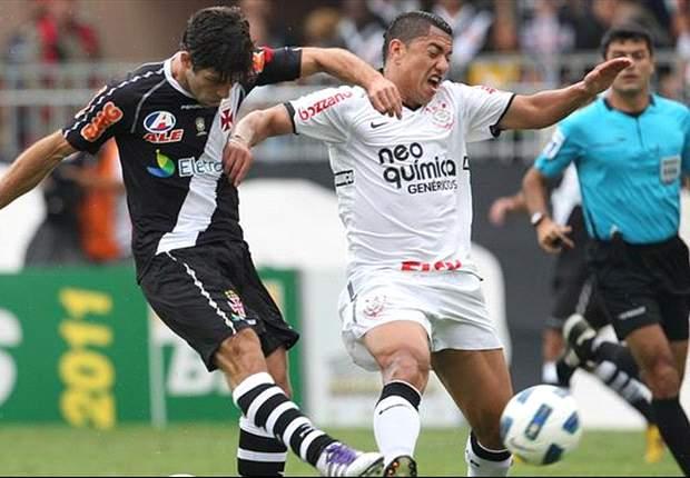 Acertos e erros do Corinthians diante do Vasco