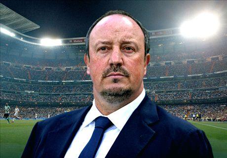 Madrid confirm Benitez as coach