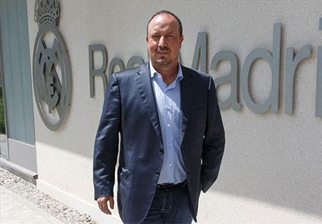 Real Madrid confirm Benitez as coach