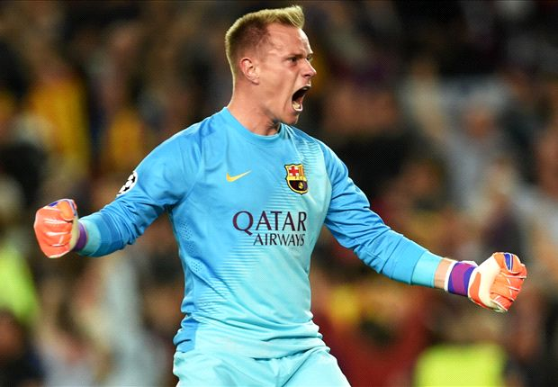 Ter Stegen Can Be One Of The Greats Say Neuer Amp Messi