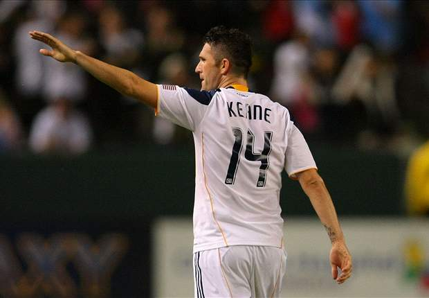 Los Angeles Galaxy forward Robbie Keane looking forward to chance at first league title