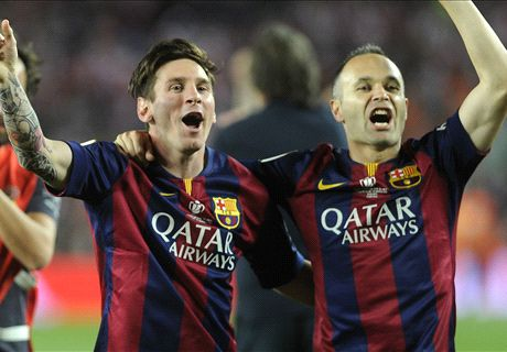 Iniesta: Barca capable of retaining UCL