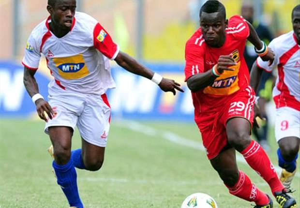 Asante Kotoko drag Ivory Coast's Ahmed Toure, El Gouna to Fifa for breach of contract