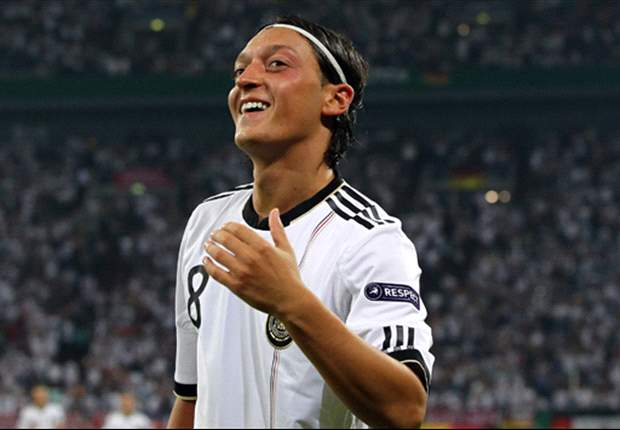 Real Madrid's Mesut Ozil: I will not be affected by jeers when Germany play Turkey