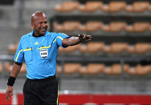 South African referees off to elite course in Cairo