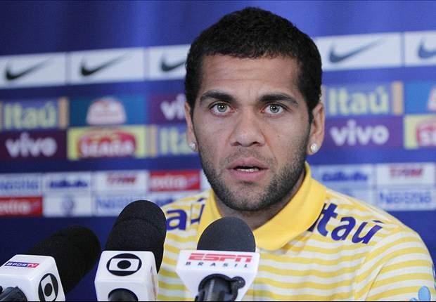 Daniel Alves diz que título mais importante da carreira foi com Sevilla