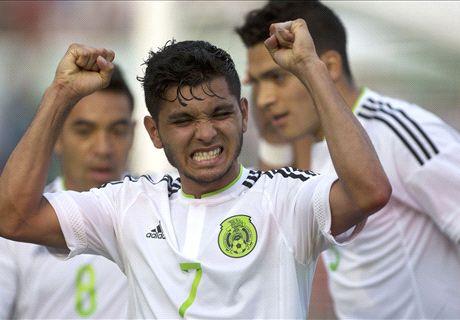 Mexico Continues Copa Preparation