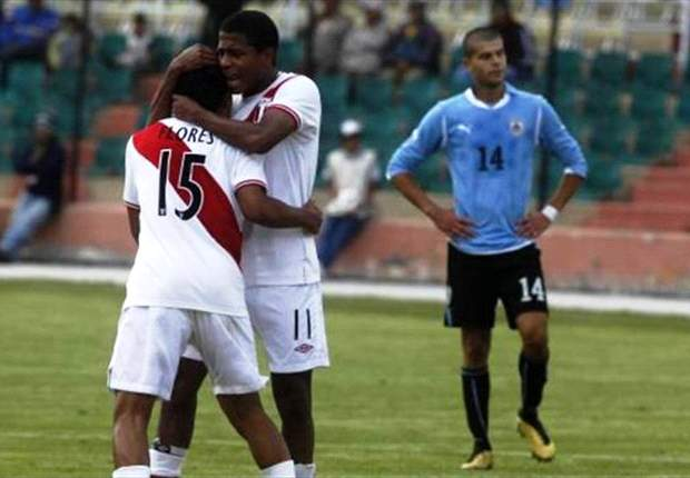 Edison Flores, joven promesa peruana, afirma que lo sigue el Real Madrid