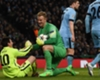 Hart: I hope Barca win the CL
