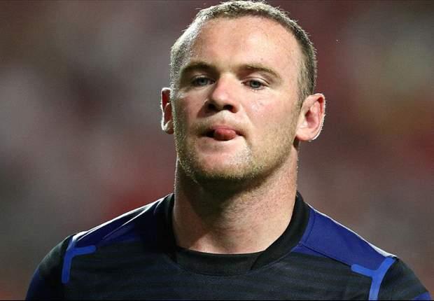 TEAM NEWS: Wayne Rooney & Nemanja Vidic missing from Manchester United starting XI as Steven Gerrard starts for Liverpool