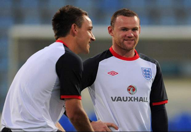 England captain John Terry promises a focused Wayne Rooney against Montenegro