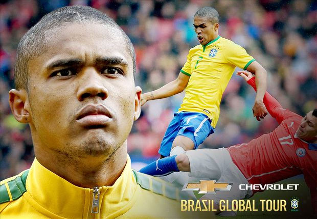 Douglas Costa, in from the cold