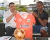 Mohammedan Sporting set to sign Nigerian Striker Odafa Okolie for Calcutta Football League
