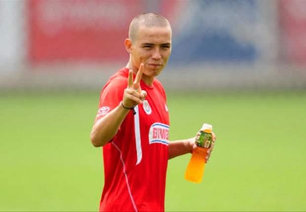 """""""Cubo"""" Torres agradece la confianza a Galindo"""