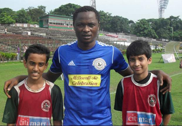 Odafa wants his team to push for glory this season