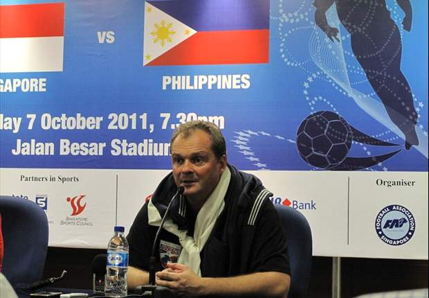 'We will be strong in Asia' - Philippines coach Hans Michael Weiss after his side's 2-0 defeat of Singapore