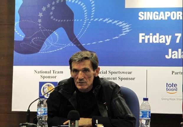 AFF WATCH: Pelatih Singapura Anggap Indonesia Ancaman Utama