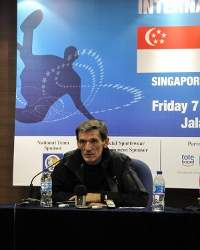 Radojko Avramovic, Singapore International