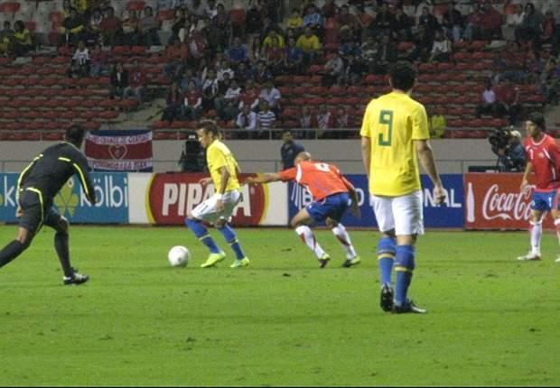 Seleção Sub-20 do Brasil derrotou o Quênia