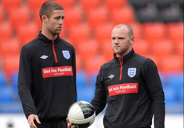 England centre-back Gary Cahill: It will be a massive blow to be without 'phenomenal' Wayne Rooney for start of Euro 2012