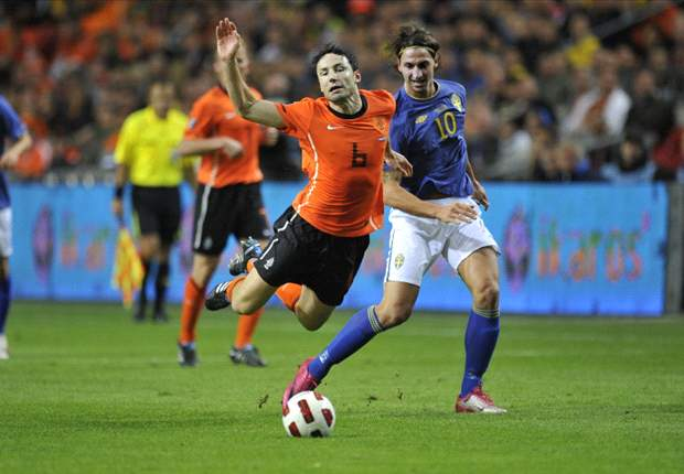 Euro 2012 Qualifying Preview: Sweden v Netherlands