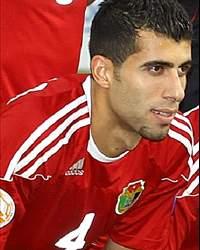 Baha'a Abdulrahman, Jordan International