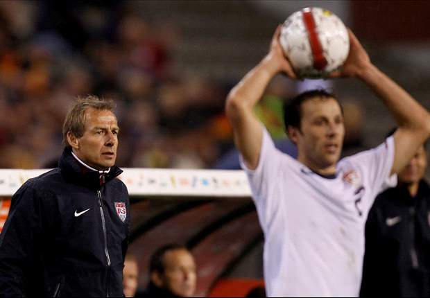 Klinsmann believes pickup and playground soccer is key to early success - Part 1