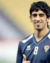 Hamdan Al Kamali, United Arab Emirates International