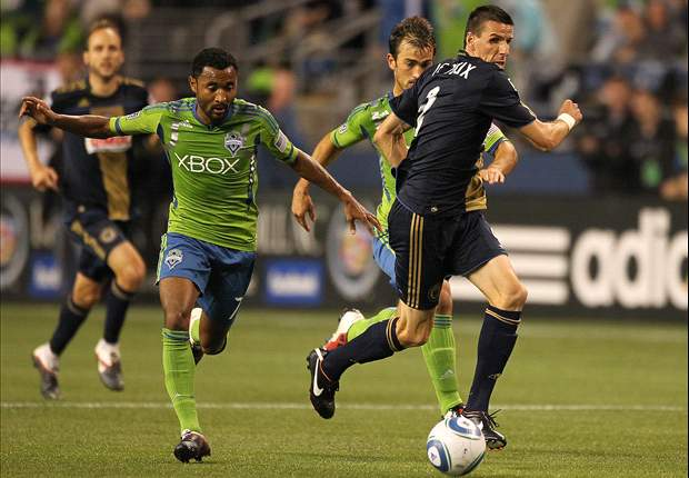 Seattle Sounders FC 0-2 Philadelphia Union: Home loss rules Sounders out of Supporters' Shield race