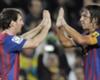"""Puyol: """"Deseo que Messi renueve"""""""