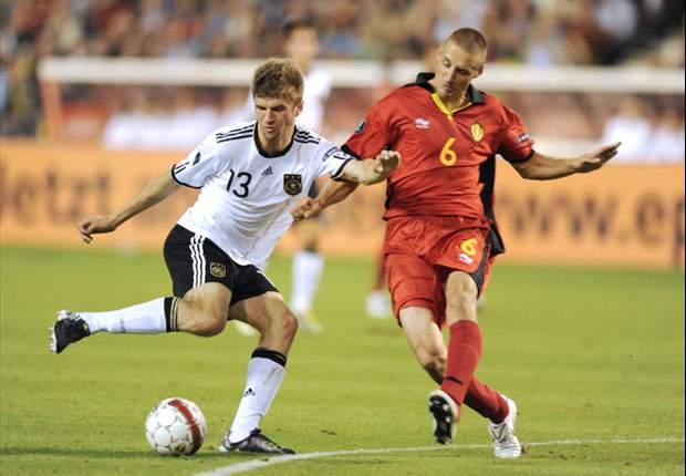 TEAM NEWS: Mesut Ozil & Toni Kroos return for Germany to face Belgium