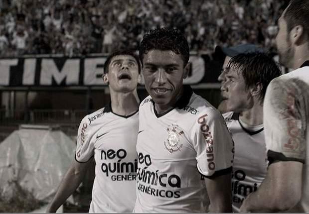 PERFIL DO BRASILEIRÃO 2012: Corinthians