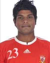 Jayashelan Prasad Player Profile