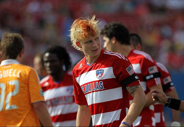 US coach Jurgen Klinsmann offers advice to Brek Shea as Liverpool and Manchester City track 21-year-old star