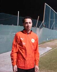 Ismaeel Saleh, Bahrain International